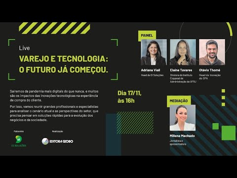 VAREJO E TECNOLOGIA: