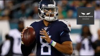 Why Marcus Mariota and the Titans are set to bounce back this season