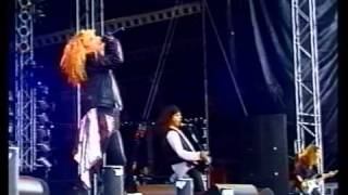 Lizzy Borden -  Rod Of Iron - live Wacken 2000 - Underground Live TV recording