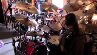 GORELUST 2014 STUDIO SESSION PART 1 DRUMS HD