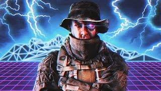 Battlefield 4 - '80s Style