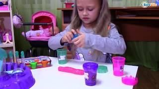 Вечер с Ярославой, обзор новых вещей для Куклы Беби Бон, Играем с игрушками Видео для детей