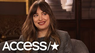 'Fifty Shades Freed': Dakota Johnson Says It Is The 'Most Exhilarating' Of The Trilogy | Access