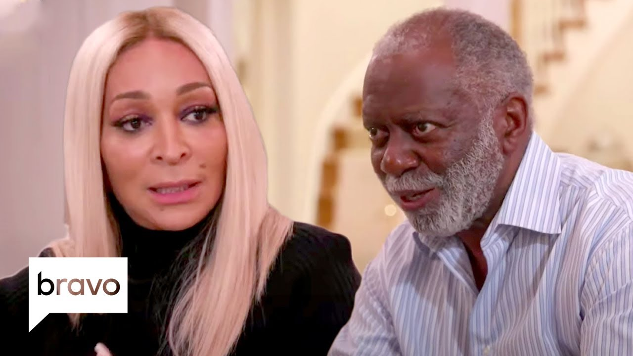 Ray Huger *Thinks* He's in Love With Karen Huger | RHOP Highlights (S5 Ep9)