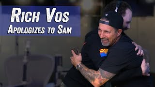 Rich Vos Apologizes to Sam - Jim Norton & Sam Roberts