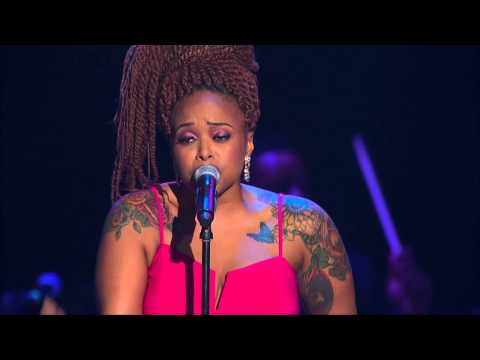 Chrisette Michele Performs 'Couple Of Forevers' Live