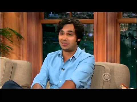 Craig Ferguson 4/16/14D Late Late Show Kunal Nayyar XD