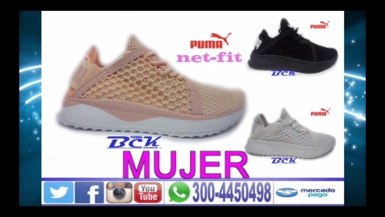 puma fit + mujer
