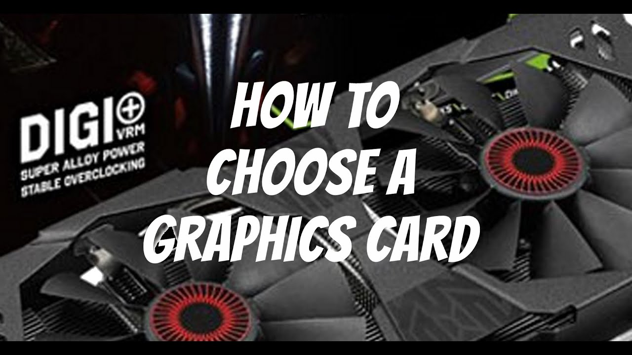 How to choose a video card 30