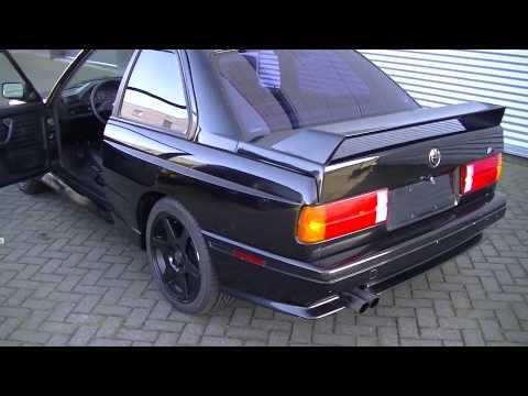 bmw m3 coupe (e30)
