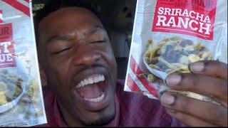 TGI FRIDAYS HAPPY HOUR snack mix (sweet & spicy) (sriracha ranch)