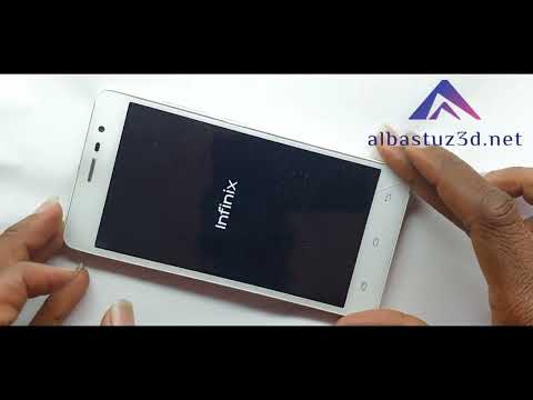How to hard reset infinix note.
