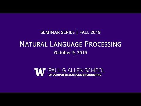 Fall 2019 NLP Seminar: Nathan Schneider (Georgetown University) & Vivek Srikumar (Univ. of Utah)