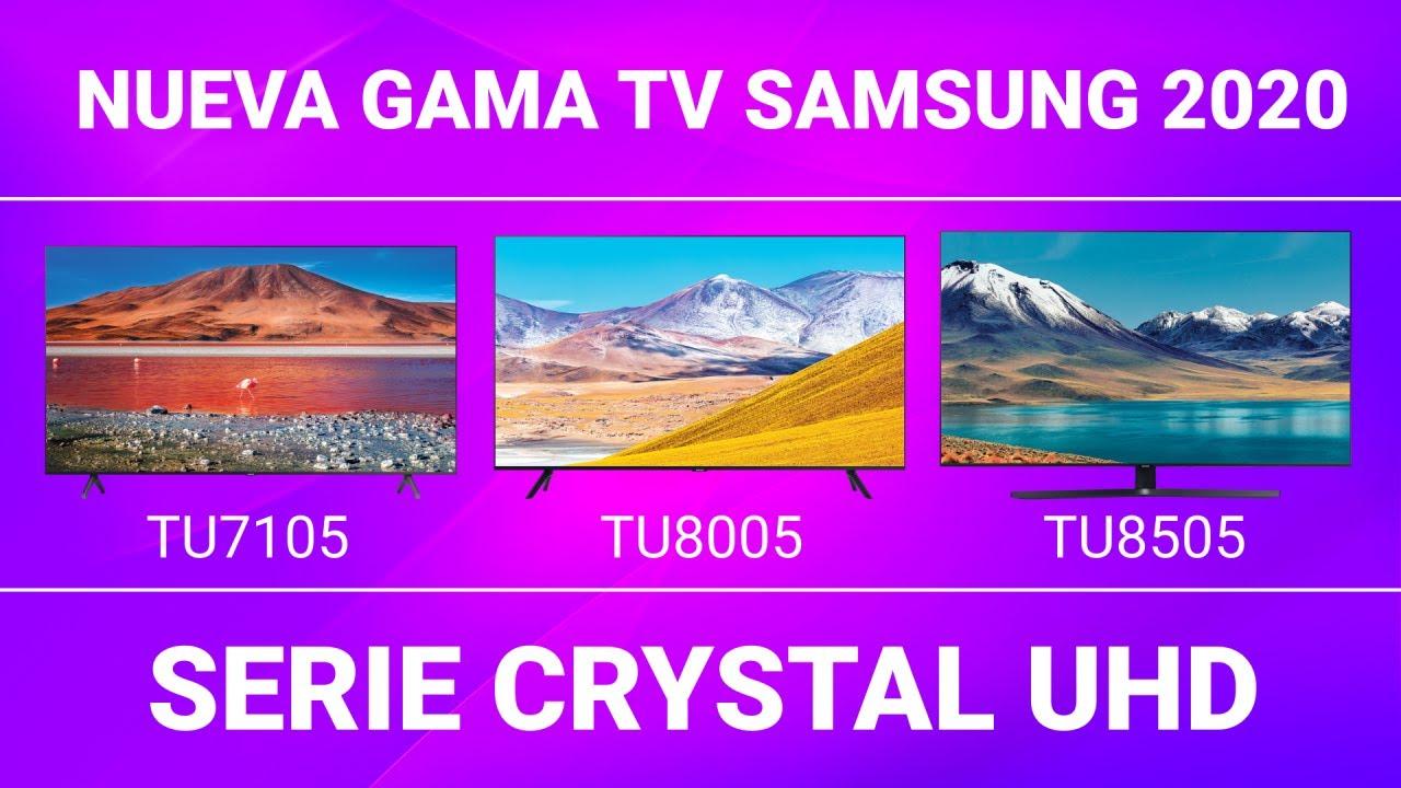 LG UM7100 vs. Samsung RU7105 [COMPARATIVA] - YouTube