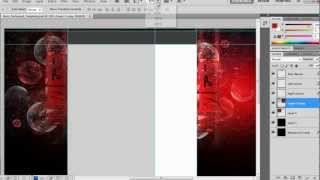 DNAGFX YouTube Background - Speed Art
