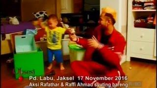 Raffi Ahmad-Rafathar Main Film | Trik & Tips Kecantikan ala Angelica - Obsesi 18/11