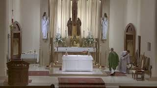 Thirteenth Sunday in Ordinary Time - 10:30 AM Mass at St. Joseph's (6.28.20)