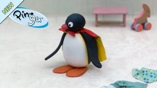 Pingu - Pingu speelt Superman