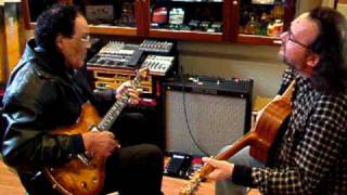 Louisiana Red & Elias Zaikos - The NS Guitar Workshop song