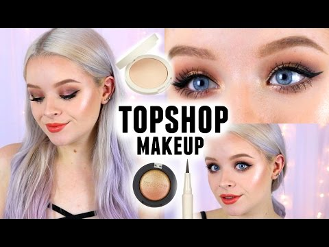 TOPSHOP MAKEUP FIRST IMPRESSIONS | sophdoesnails