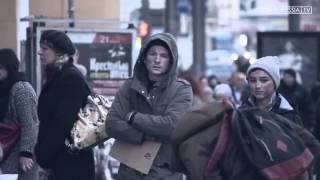 Бездомный пьяница vs  потерявшиеся братья социальный эксперимент