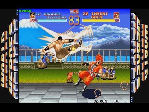 WORLD HEROES (ARCADE NEOGEO MVS) 1CC DRAGON PLAYTHROUGH (FULL GAMEPLAY)