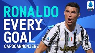 Every Cristiano Ronaldo Goal This Season All 29 Top Scorer 2020 21 Serie A Tim MP3