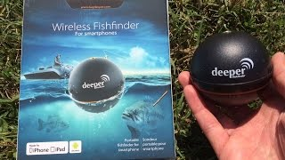 How to Use a Deeper Smart Fishfinder for Bank Fishing by 1Rod1ReelFishing