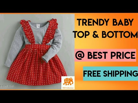 Baby  Top & Bottom @ best price |Shri Collections | online shopping |