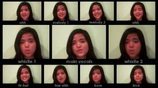 Bruno Mars - Just the Way You Are (Acapella Cover by Sabrina Malana)