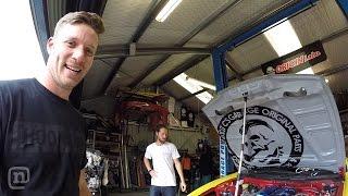 Ryan Tuerck Explores New Zealand: Tuerck'd Gopro Burnout Response