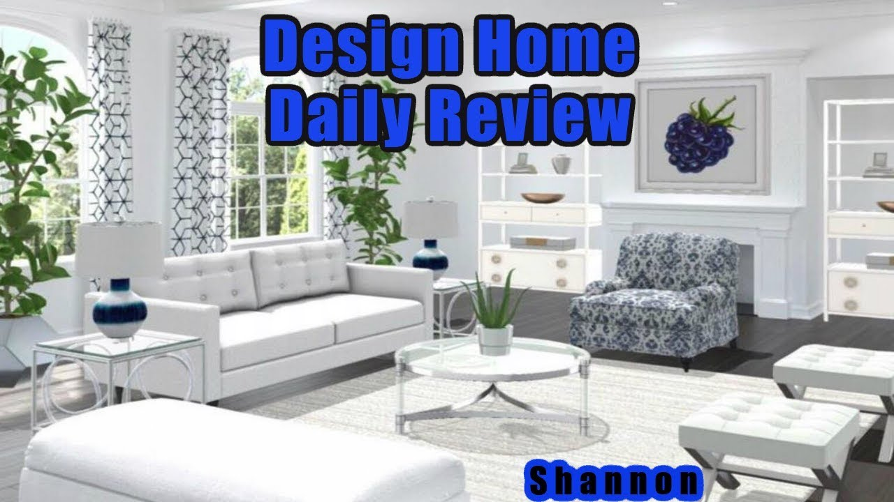 Design Home Game Review by DHDR Designs from Mexico, Design Pics and ...