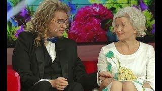 63-летняя супруга Гогена Солнцева впервые появилась на публике после пластики