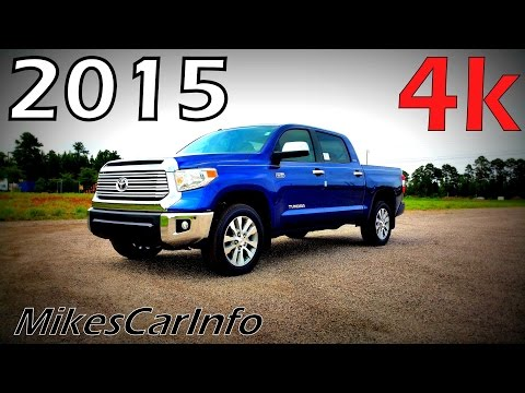 2015 Toyota Tundra Limited - Ultimate In-Depth Look in 4k