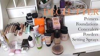Kosmetiikan karsiminen: Meikkipohja osa 1