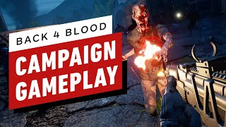 Back 4 Blood - Full Campaign Closed Alpha Gameplay