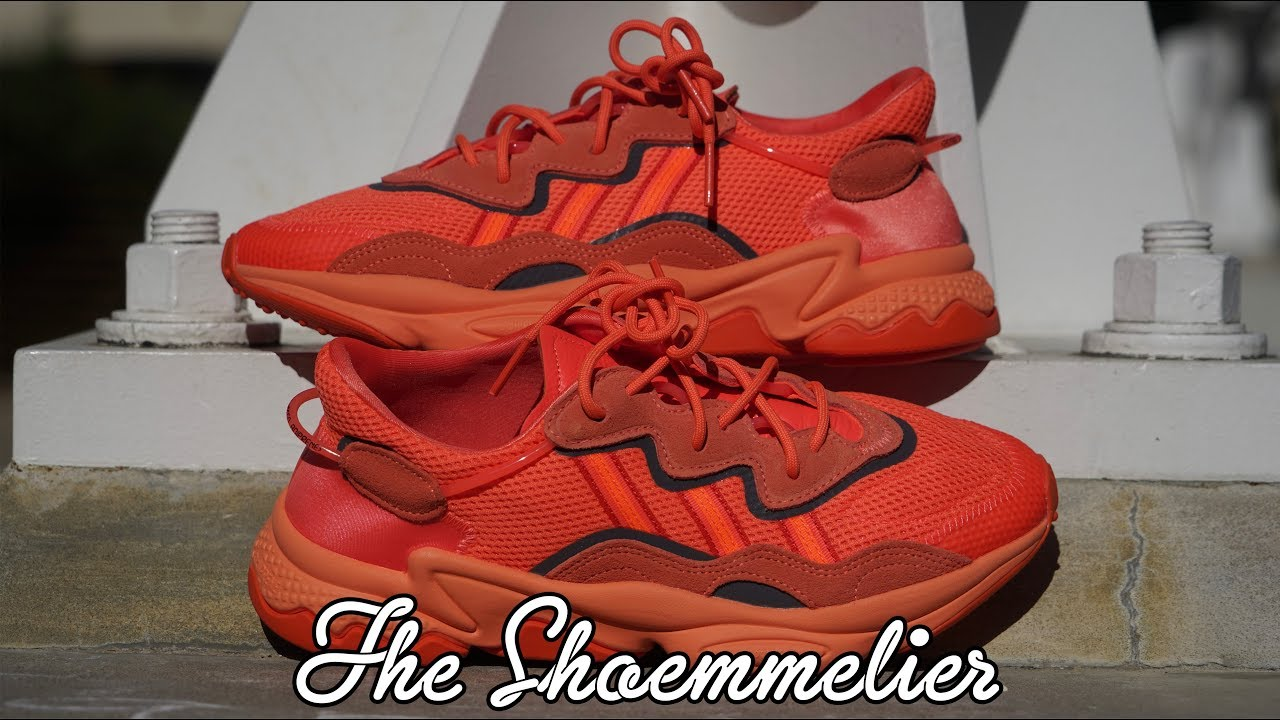 adidas OZWEEGO 'Solar Orange' • Review & On-Feet