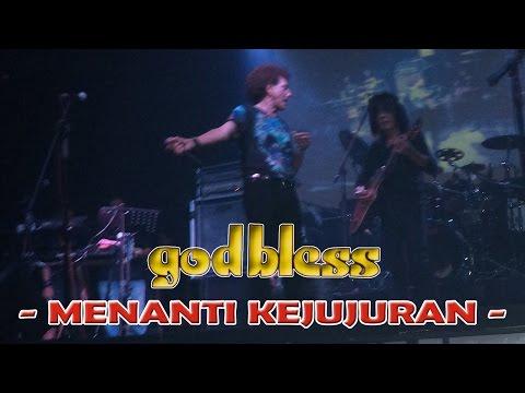 God Bless - Menanti Kejujuran (Cheers Cafe Purwokerto, 2 Mei 2014)