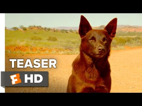 Red Dog: True Blue Official Teaser Trailer 1 (2016) - Jason Isaacs, Levi Miller Movie HD