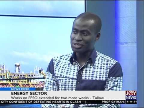 Energy sector - News Desk on Joy News (8-4-16)