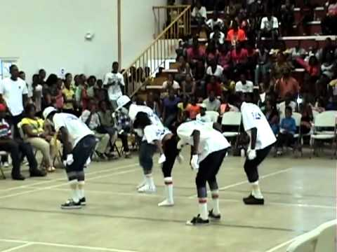 Hype Iconz-St. David's Dance Group (Grenada)-Youth Have It! Expo 2011.flv