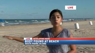 Body Washes Ashore On South Padre Island