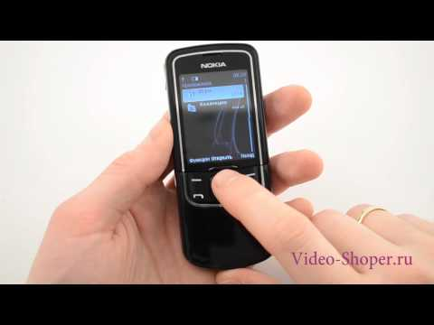 Обзор Nokia 8600 Luna