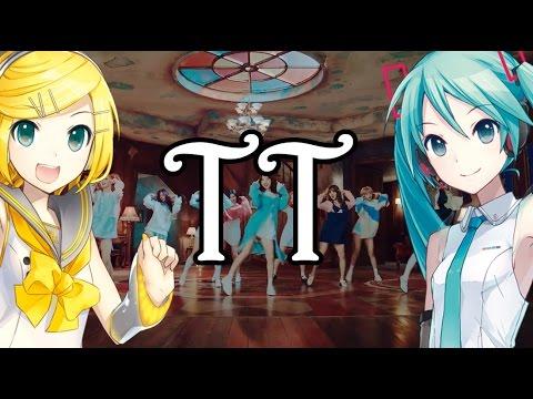 【Vocaloid_4】TWICE (트와이스) - TT 【+VSQx】