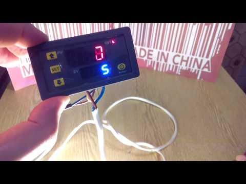 Многофункциональное реле с таймером на 220V C AliExpress
