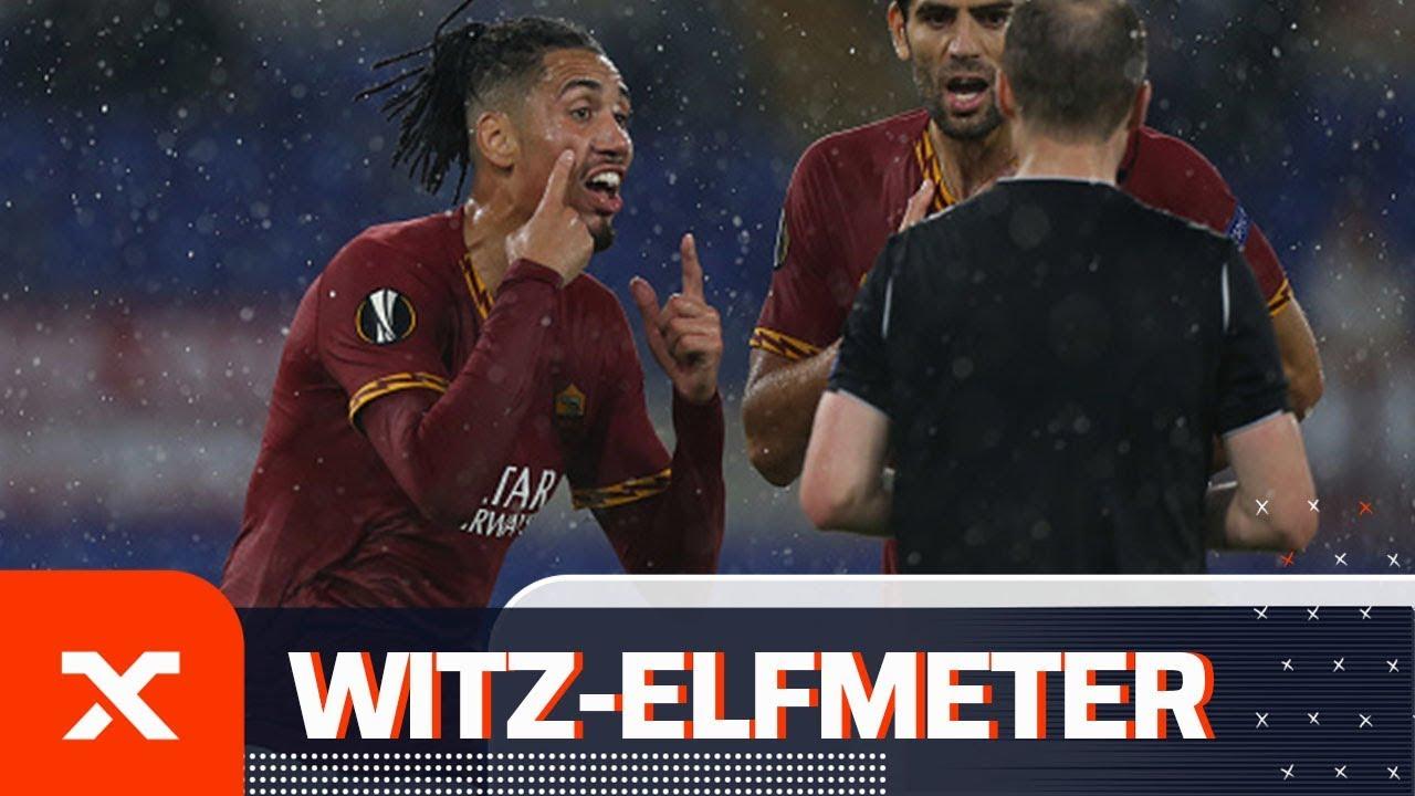 Nach Witz-Elfmeter: Marco Rose: Muss mich nicht dafür rechtfertigen! | AS Rom - Gladbach 1:1 | SPOX