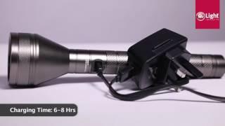 Mr.240 Gangster LED Flashlight