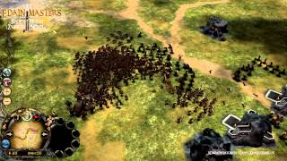 LetsCommentate - Edain Mod 3.8.1 Beorn vs Mogat (mit KingKrümelus) [GERMAN | 60FPS]