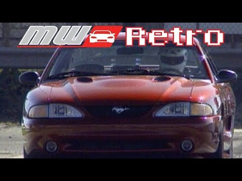 1996 Ford Mustang Cobra 4.6 | Retro Review