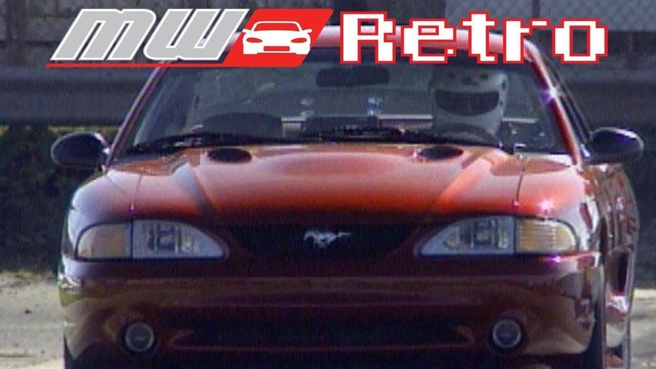 1996 ford mustang cobra 4 6 retro review